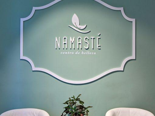 """Centro de Belleza """"NAMASTÉ» – Valencia"""