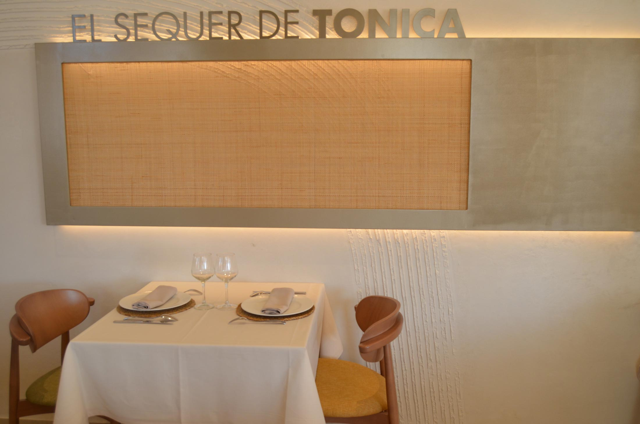 Restaurante el Sequer de Tonica