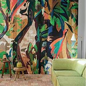Papeles pintados y murales