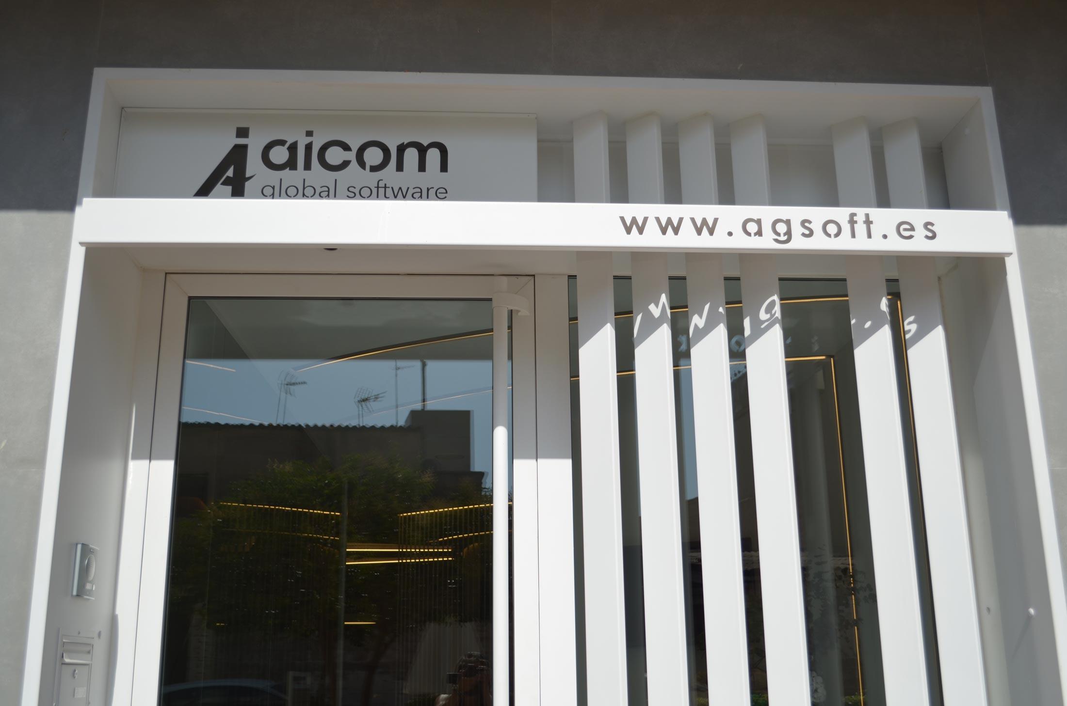 OFICINAS AICOM GLOBAL SOFTWARE